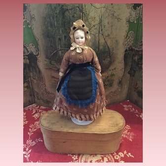 Early French Parian Doll