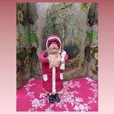 Rare Santa Clause Christmas Decoration