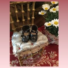 Lovely Early French Bebe Shoes