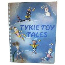 REDUCED! Bakelite Crib Toy Cribtoy Story Book Tykie Toy Tales
