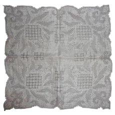 Gorgeous Wedding Handkerchief Hanky Mint Condition
