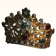Religious Crown for a Statue