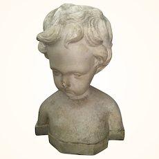 Child/Cherub Bust