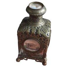 Mid 19th century Palais Royal Grand Tour Perfume bottle