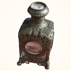 Perfume Bottle - Palais Royal Grand Tour - Mid 19th century