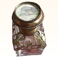 Small Mid 19th century Palais Royal Grand Tour Perfume bottle