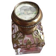 Small Perfume Bottle - Palais Royal Grand Tour - Mid 19th Century