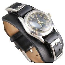 Retro Era Rolex Speed King Wrist Watch