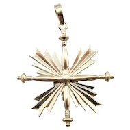 Radiant Unisex Medal or Pendant