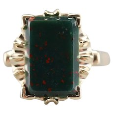 Modernist Amber Silver Ring Ne From Victoria Sterling