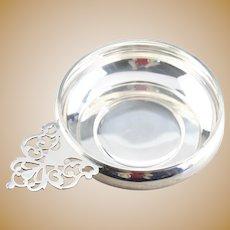 Antique 925 Sterling Silver Porringer Dish