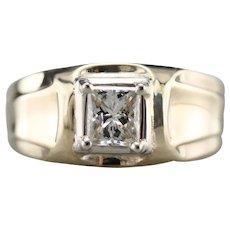 Men's Vintage Diamond Ring