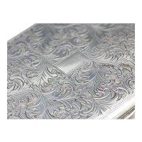Antique 925 Sterling Silver Case