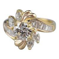 Stunning Diamond Cocktail Ring