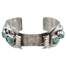 Native American Turquoise Watch Band