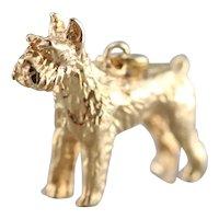 Scottish Terrier Pendant or Charm
