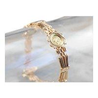 Vintage Angel Gate Link Bracelet