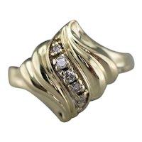 Lovely Vintage Diamond Cocktail Ring