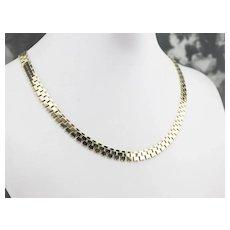 Stunning Vintage Chain Necklace