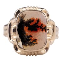 Men's Shazar Stone Ostby and Barton Ring