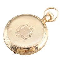 Antique 1885 Seaside Waltham Pocket Watch