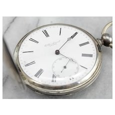 Emile Richard Antique Pocket Watch