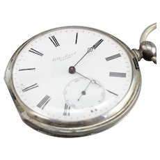 Emile Richard Antique Pocket Watch