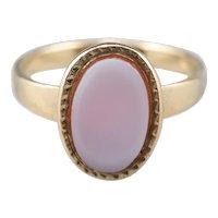Sardonyx Bezel Set Ring