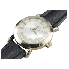 18945d91a996 Men s 1960s Wittnauer Wrist Watch