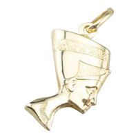 Nefertiti Egyptian Queen Pendant