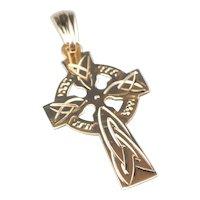 Vintage Unisex Celtic Cross