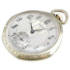 Vintage Crest Pocket Watch