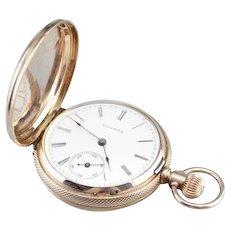 Victorian Era Illinois Pocket Watch