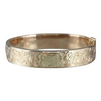 Beautiful Antique Bangle Bracelet
