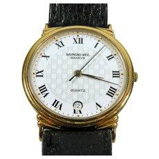 Vintage Unisex Raymond Weil watch