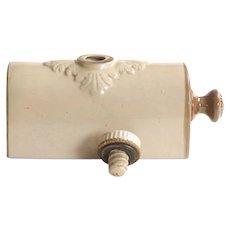 Ceramic Water Bottle- Victorian