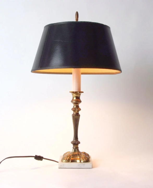 Brasarble Table Lamp English, Dwr Table Lamps