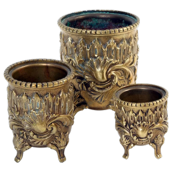 Brass French Mini Cups