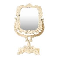 Iron Dressing Table Mirror 1875