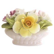 Rose Porcelain English