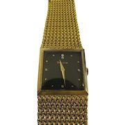 1970s Bulova Gents Wrist Watch with Swiss Movement