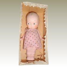Plaster Kewpie In Box c1920