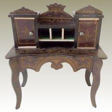 Walterhausen Ladies Desk For Dolls House c1880