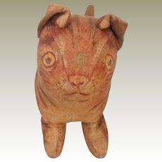 Deans Rag Book Cloth Cat c1920