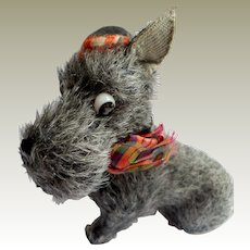 Scotty Dog Character Rattle c1930