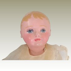 Martha Chase Girl Doll Applied Ears 1920's