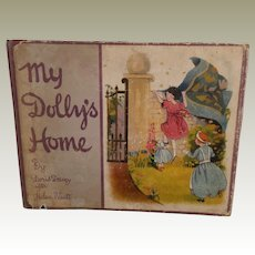 My Dolly's Home Book Doris Davey 1921