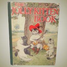 The Jolly Kitten Book 1926