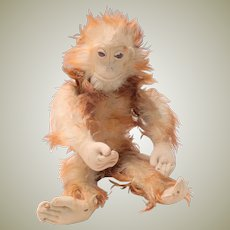 Farnell Tipped Mohair Monkey c1930