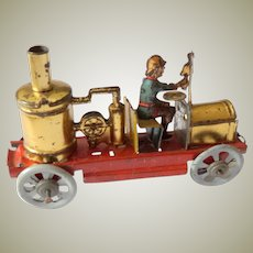 Meier Penny Toy Fire Engine c1910